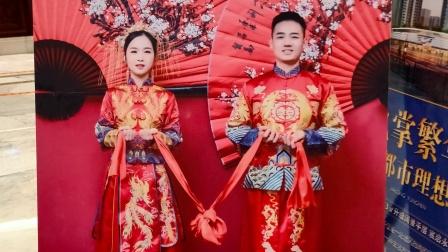 恭喜李湘广&付嘉新婚快乐!