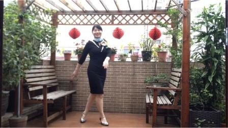原创广场舞「曼丽」跳四方位,简单16步