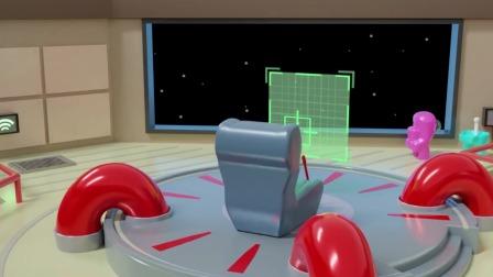 Among Us 3D动画:我在这,你敢动吗?