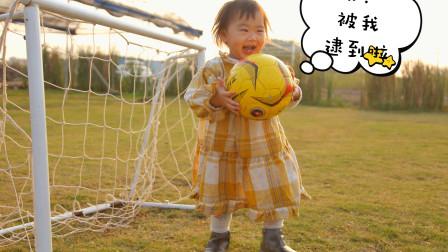 探访番禺郊区农场,采草莓踢足球,和朋友一起在房车营地野餐