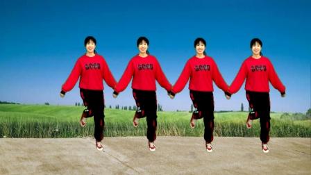 16步教学《你跳舞样子是最美》弹跳太好看,爆汗瘦身
