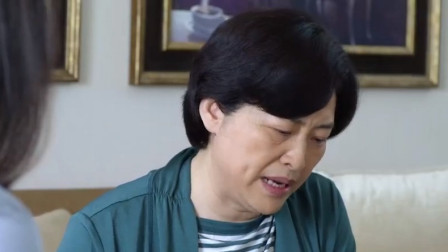 大丈夫:妈妈劝晓岩别离婚,谁料晓岩早已打定主意,两人抱一起哭