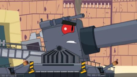 坦克世界:坦克厉害了