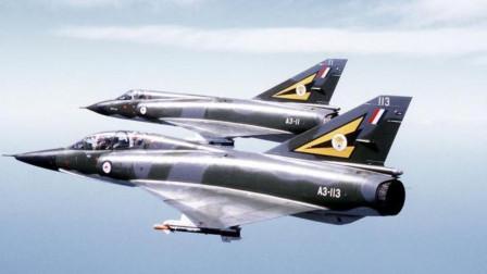戴高乐宣布法国退出北约后,自行研制超音速战机,惊艳了全世界!