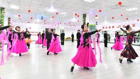 《红枣树》瑞金市体育舞蹈培训基地学员年终汇报演出2021.1.24.