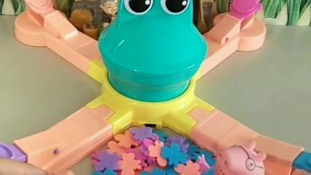 小猪一家玩青蛙大冒险