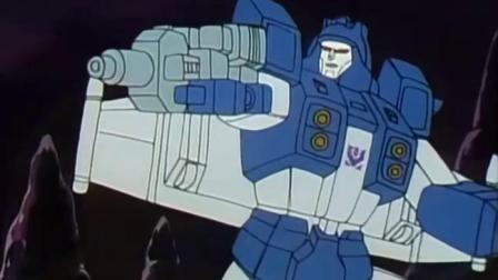 变形金刚:全力施展拖延战术的霸天虎!终于等到萨克盾彻底完工!