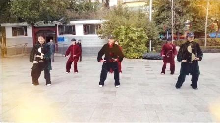 老年太极拳杨氏26式