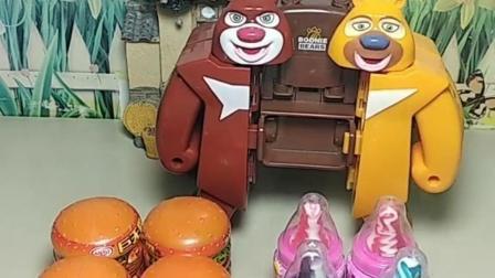 佩奇乔治能把熊大熊二分开吗