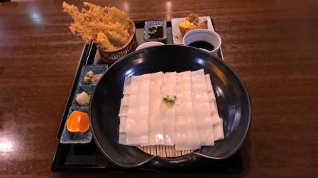 韩国美食:韩式乌冬面,和日本乌冬面的做法不同,蘸酱吃起来更爽口