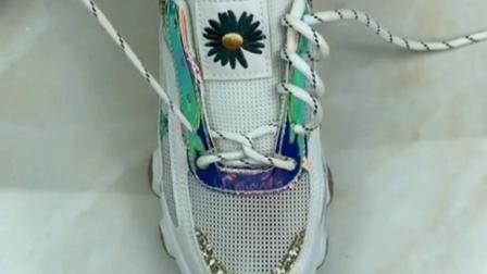 仙女姐姐教的蝴蝶系法,鞋子这样系又仙又好看