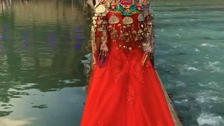 这个衣服真的好看,对少数民族的小姐姐没有任何抵抗力
