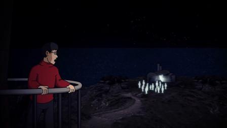 男子为救几百人的大船,孤身勇闯幽灵群!却没想到结果细思极恐!