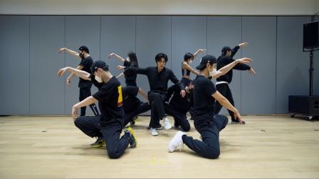 瑜卤允浩_Thank U_Dance Practice