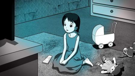 悬疑动画:小女孩能有什么坏心思呢?不过就是饿了想吃肉而已!