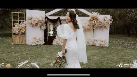 摩光时代影像 晋祠户外婚礼电影MV