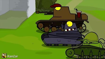 坦克世界:外星坦克
