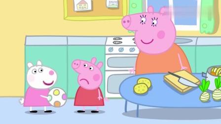 小猪佩奇:佩奇话太多,一开口就停不下里,简直就是个话匣子!