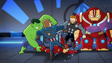 钢铁侠太花心,竟对黑寡妇产生了想法,复联队友们都看不下去了!