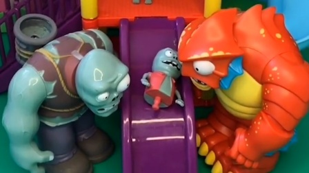 智趣玩具故事:怪兽出门遇到了巨人和小鬼