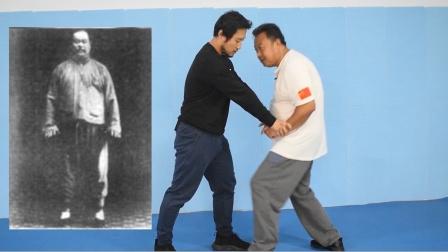 你没发现!杨澄浦前辈太极拳起式的玄机