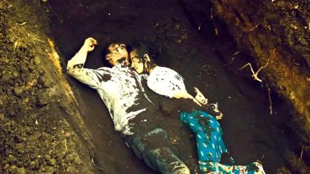 毒枭老大准备金盆洗手,结果却被手下活埋,利益之下人心难测!