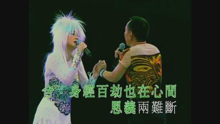 【经典粤语歌曲】《铁血丹心》罗文 甄妮