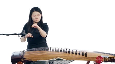古筝四级考级曲《浏阳河》,古筝入门轻松学