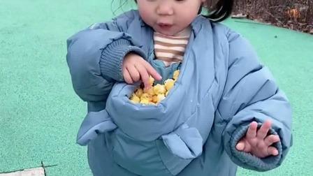 童趣:爸爸带娃绝对会给你意外惊喜