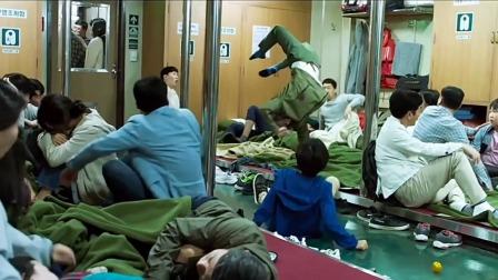 去年最期待的釜山行2,将人性的世界展现的淋漓尽致
