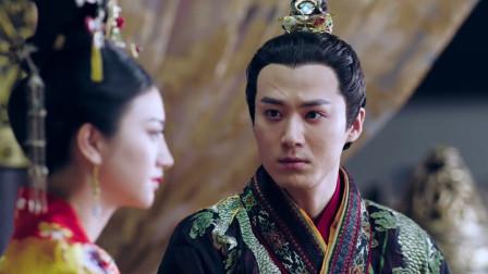 安庆绪为爱情所感化,心中只剩一腔柔情,对外却是狠毒