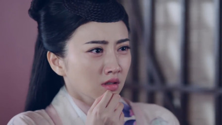 安庆绪强娶景甜,任嘉伦紧急出现英雄救美,拉着景甜从密道跑