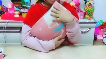 童年趣事:这不是小宝宝呀!