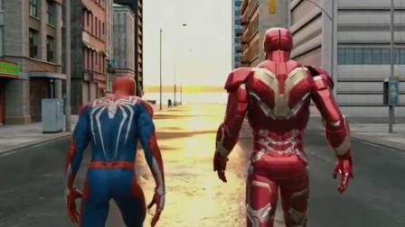 蜘蛛侠:繁华散尽 终将落幕 只余穿越时空的思恋
