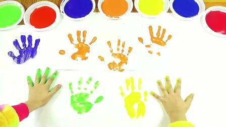 萌宝小可:萌娃要吃东西却不洗手,这样对不对呀