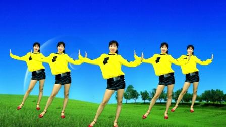 64步健身舞《最美不过你的笑》好听好看,更减肥