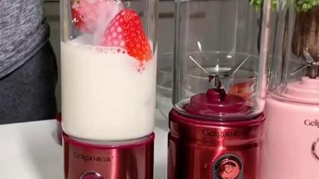 好物推荐:等了好久的便携榨汁机它终于来了