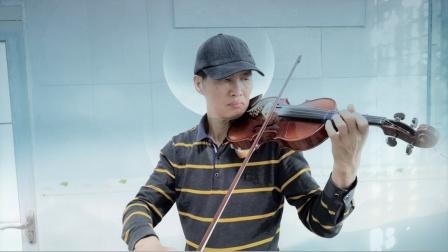 海  滨  小提琴  月伴小夜曲