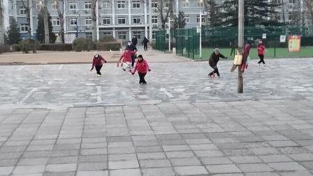 42剑晨练片段 20210203~立春