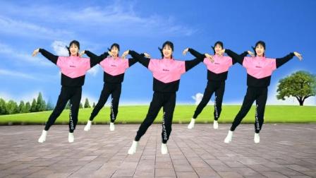 新年广场舞《扭转乾坤》32步很火很好看,很适合减肥