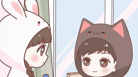 喵小兔:刚开始恋爱vs恋爱后三个月!