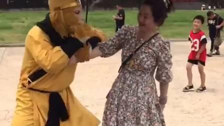 猴哥八戒给找媳妇