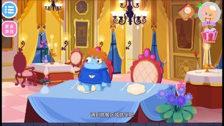 法国餐厅小游戏,又有客人上门啦!