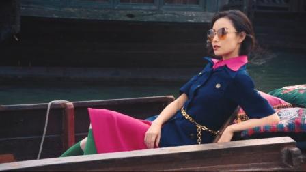 古驰2021春夏眼镜广告形象大片视频 乌镇篇
