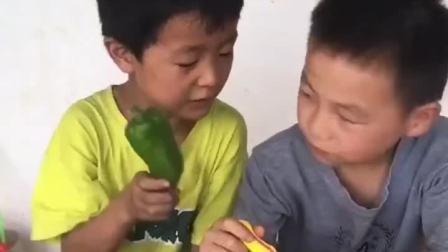 童年趣事:上了哥哥的当了