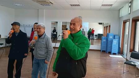 《祝酒歌》退休生活自娱自乐自学唱歌《歌舞升平》