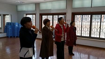 《烛光里的妈妈》退休生活自娱自乐自学唱歌《歌舞升平》