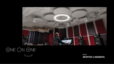 2L唱片Morten Lindberg的顶级沉浸式音乐工作室