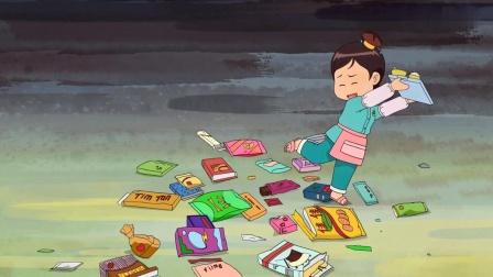 甜心格格:肥郡主房间满地垃圾,如同地雷阵,让冬菇小心翼翼!