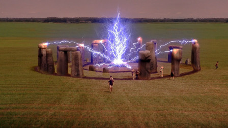 科幻:一把神秘钥匙,却无意中开启了巨石阵机关,差点带来灾难